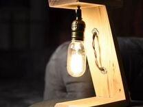 Светильник лофт с лампой эдисона — Мебель и интерьер в Нижнем Новгороде