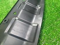 Пыльник (защита ) двигателя Hyundai Solaris 1.6