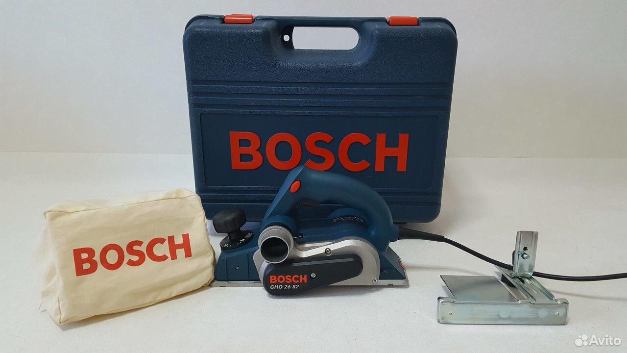 Рубанок bosch GHO 40-82 С Professional новый