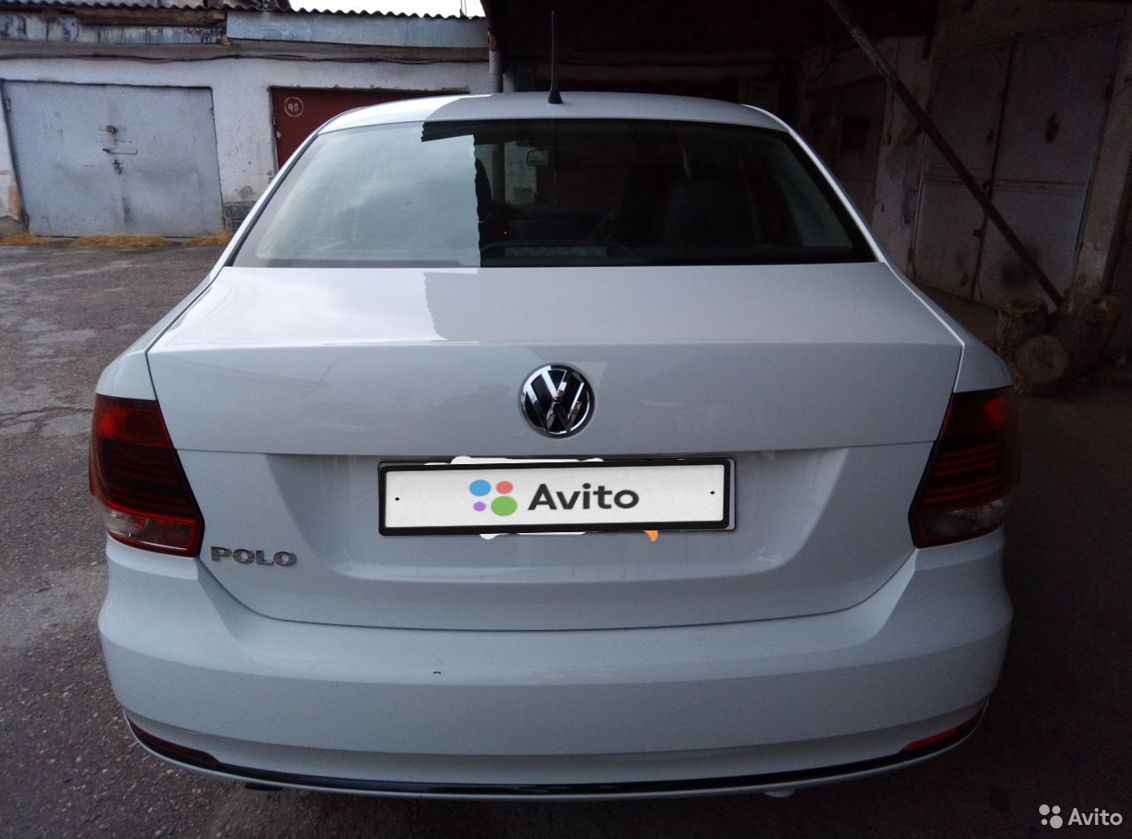 Volkswagen Polo, 2015  89034936867 купить 2