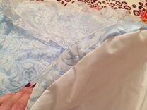 Конверт-одеяло на выписку зима