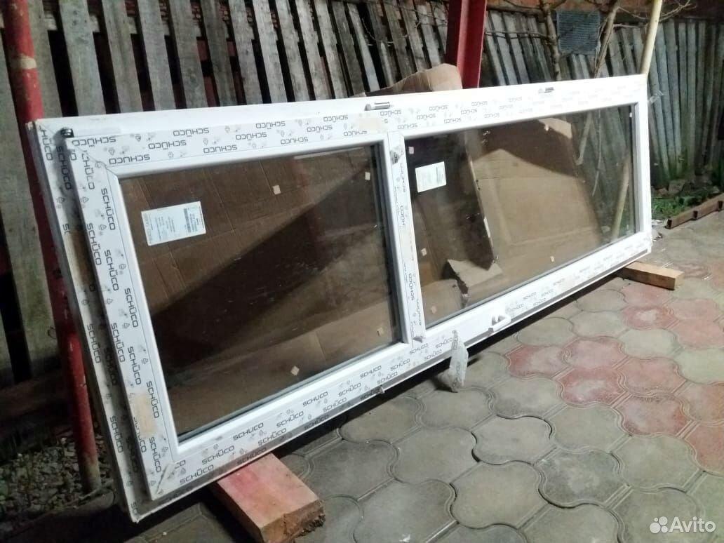Пластиковая балконная дверь Schuco, главстрой-окна  89884875750 купить 1