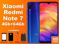 Xiaomi Redmi Note 7 4Gb+64Gb Синий