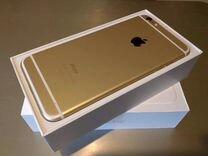 Новый iPhone 6+ plus 16gb gold, гарантия - 1 год — Телефоны в Нарткале