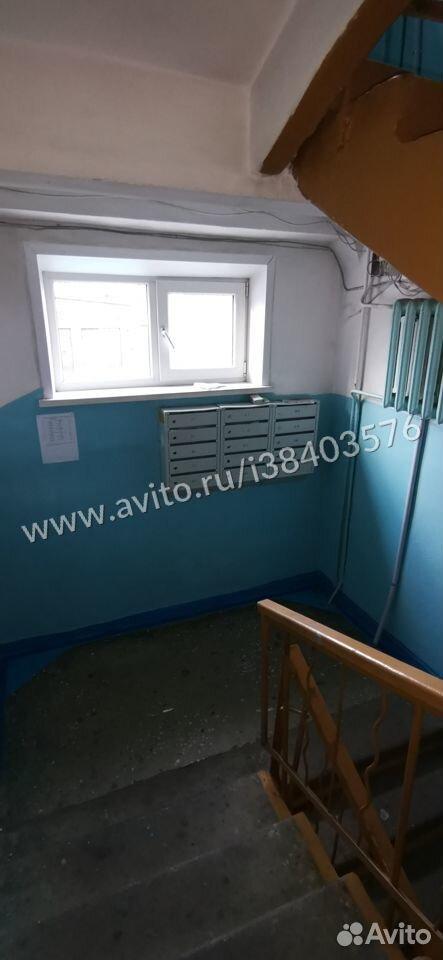 2-room apartment, 46 m2, 3/5 floor.