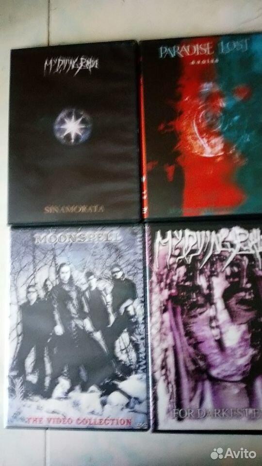 DVD, музыка (метал) 89992244626 купить 6