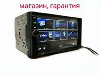 Новая магнитола 2din pioneer mp565 usb гарантия