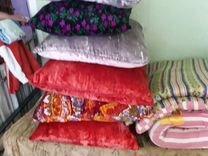 Национальные подушки