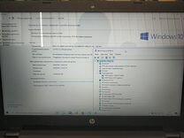 Ноутбук HP ddr4 12 gb и дискретная видеокарта
