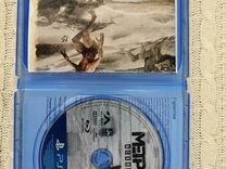 """Метро """"Исход"""" PS4"""
