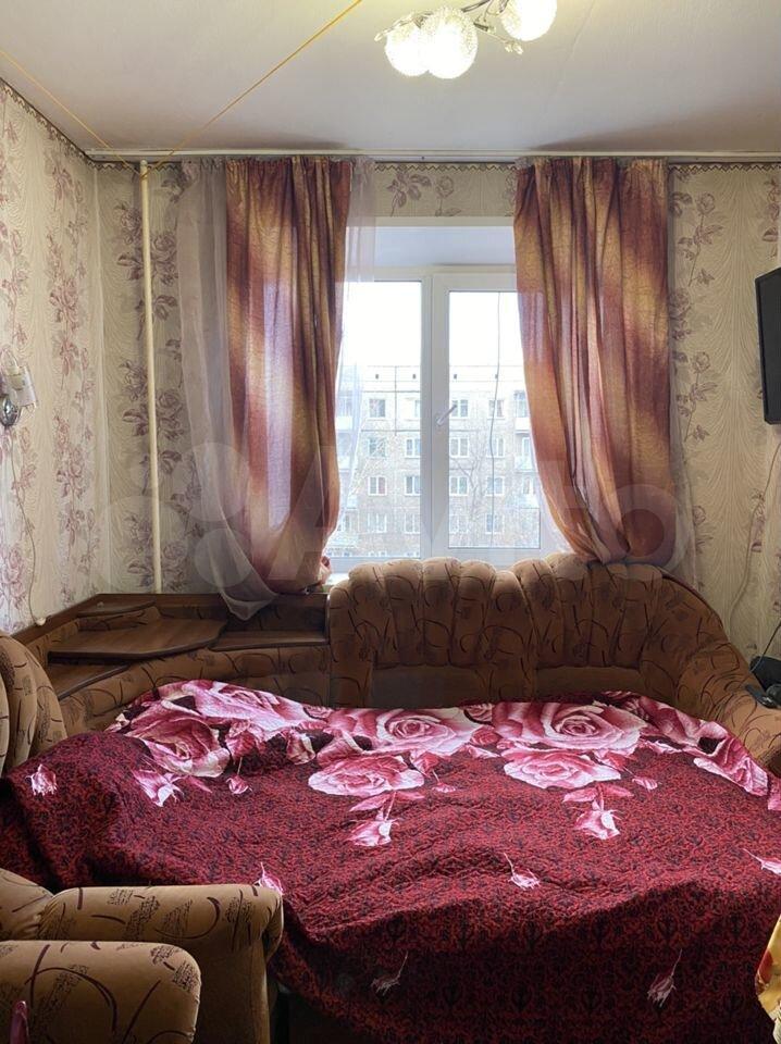 Комната 12 м² в 1-к, 4/5 эт.  89831907654 купить 1