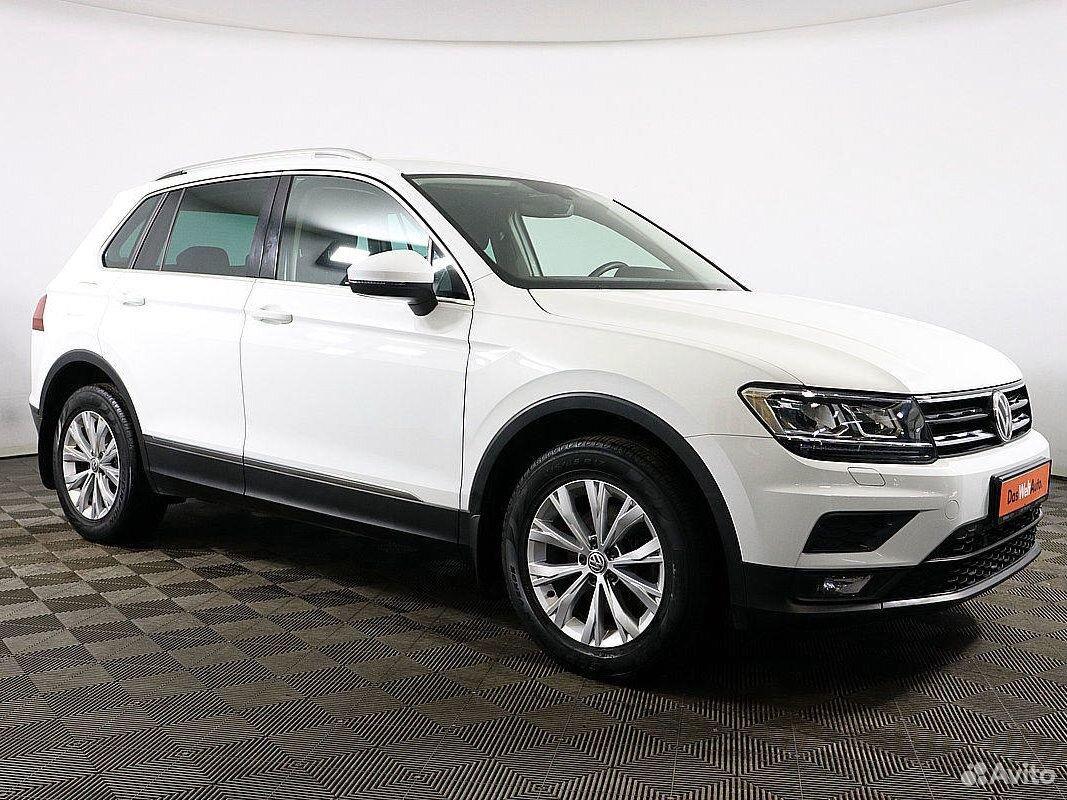Volkswagen Tiguan, 2017  84954101966 купить 3