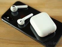 Apple Airpods 1, новые, оригинал