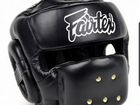 Шлем Fairtex Full face protector HG14