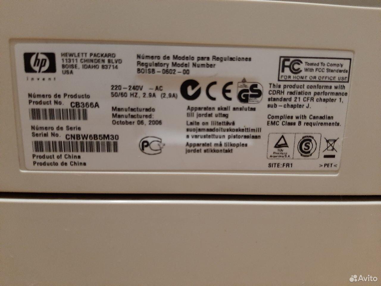 Принтер HP LaserJet P2015  89951222659 купить 5