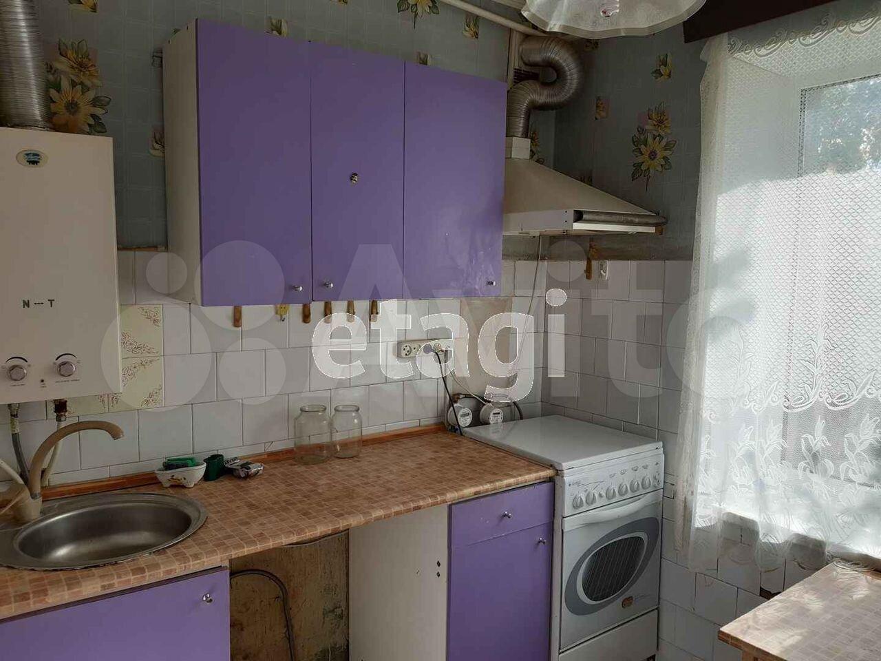 2-Zimmer-Wohnung, 41 m2, 5/5 FL.