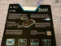 Игровая проводная мышь a4 x7 x-748k на запчасти