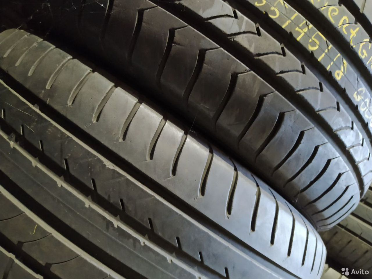 255-45-18 Goodyear EfficientGrip  89287495686 купить 2