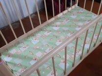 Детская кроватка — Товары для детей и игрушки в Великовечном