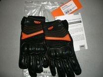 Кожаные перчатки ктм Radical