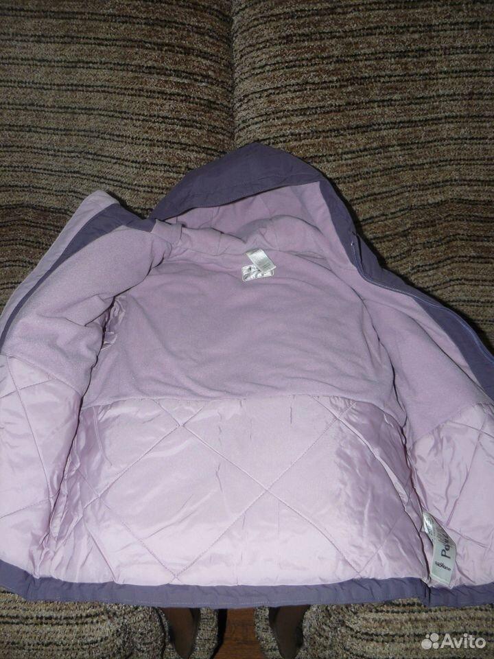Куртка осенне-весенняя на рост 122-133  89871288618 купить 3