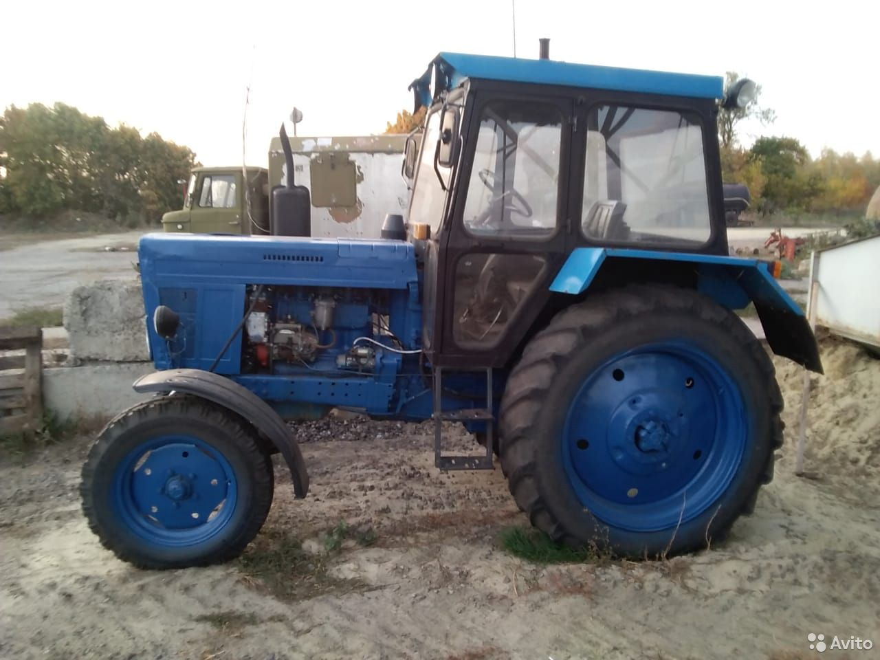 Трактор мтз 80  89606376106 купить 3