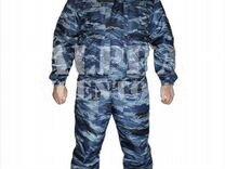 Зимний комплект униформы «синий камыш» — Одежда, обувь, аксессуары в Москве