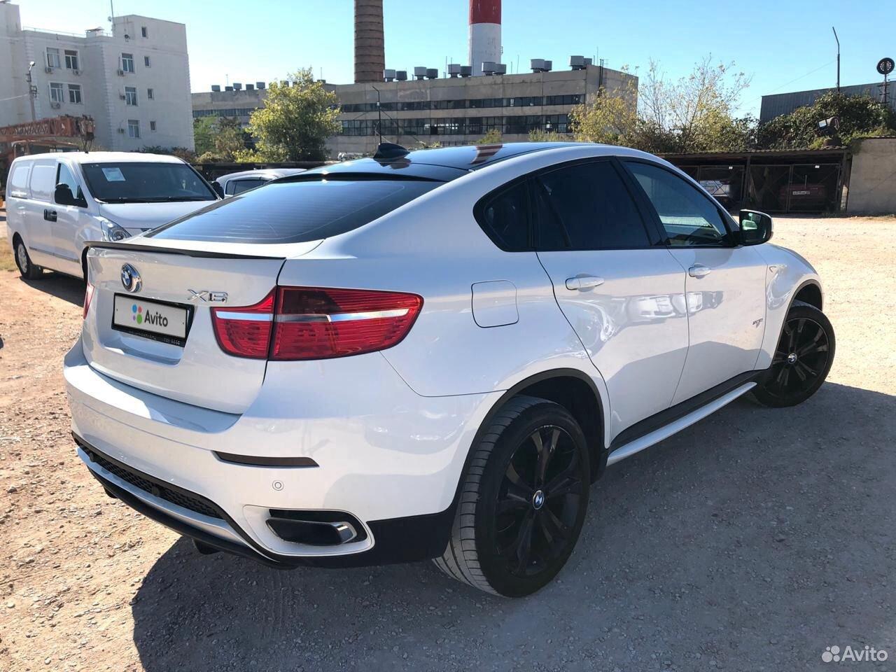 BMW X6, 2011  89789242805 купить 8