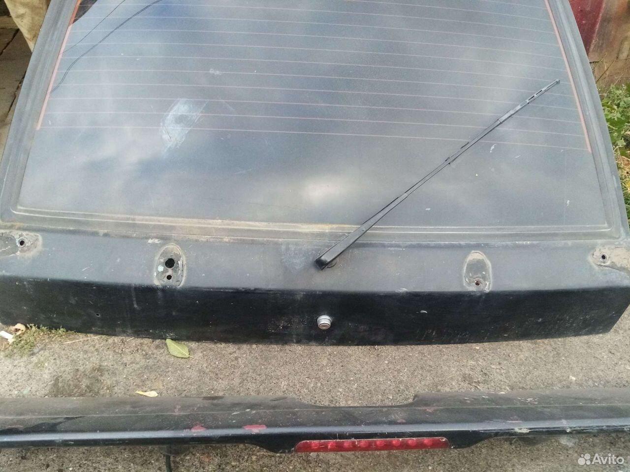 Дверь багажника  89125736609 купить 1
