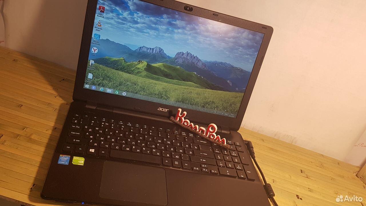 Ноутбук Acer (Видеокарта Nvidia GeForce 820m 2 Gb)