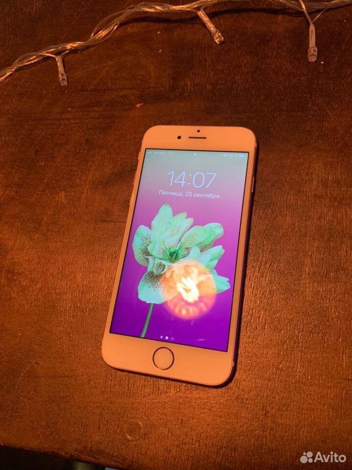 iPhone 6s/32gb gold rose с чеком  89630047107 купить 1