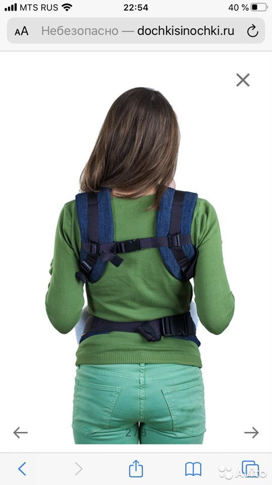 Слинг-рюкзак  89148032153 купить 3