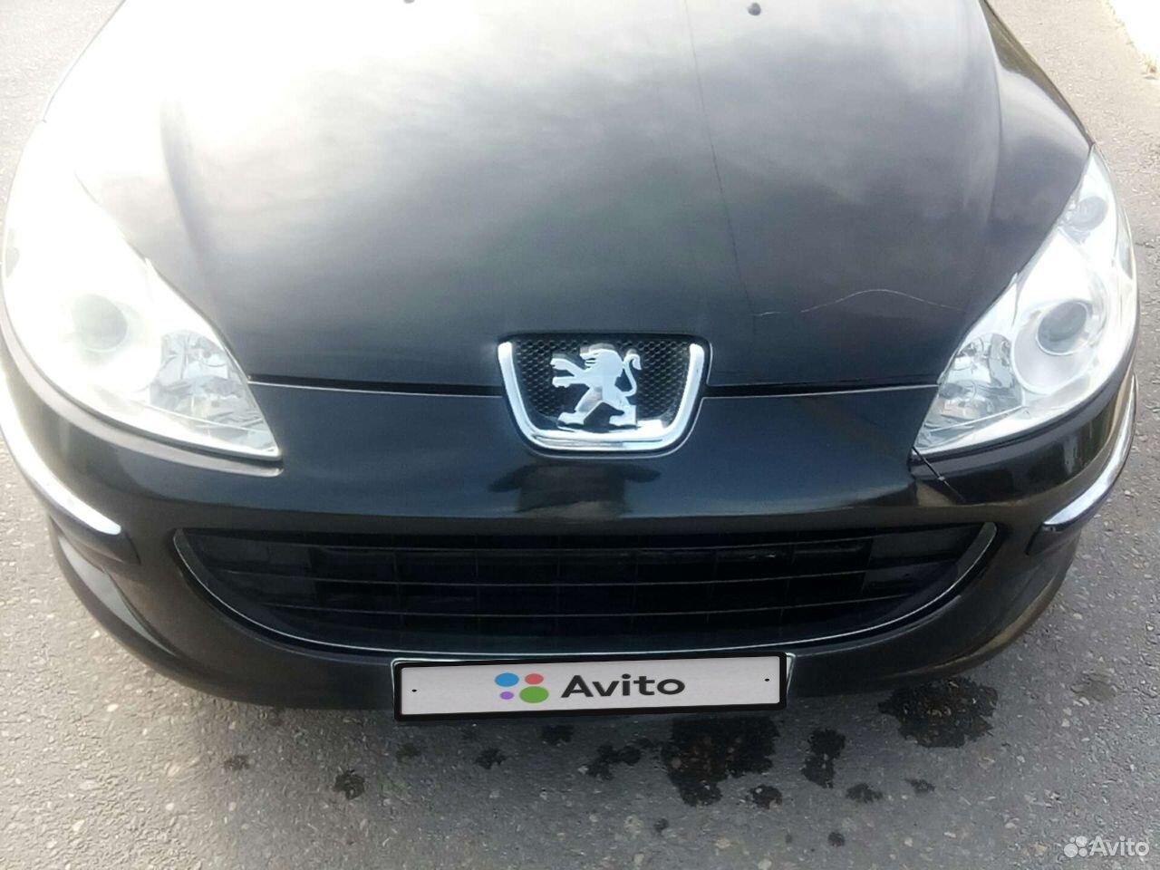 Peugeot 407, 2004  89186453203 купить 4