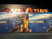 Just Cause 3 collector's edition продажа