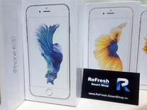 Оригинальные iPhone 6S(16-64Gb) Магазин. Рассрочка