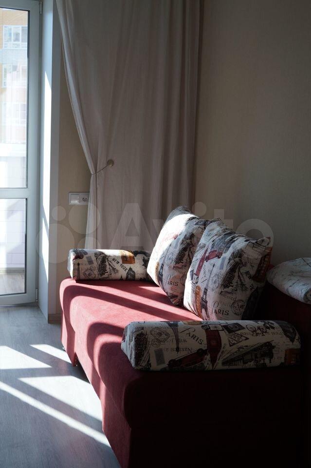 Квартира-студия, 25 м², 4/16 эт.  89609557972 купить 5