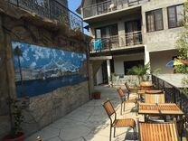 Отдых в Лоо на берегу черного моря