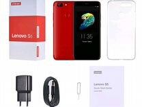 Смартфон Lenovo S5 4/64 новый красный