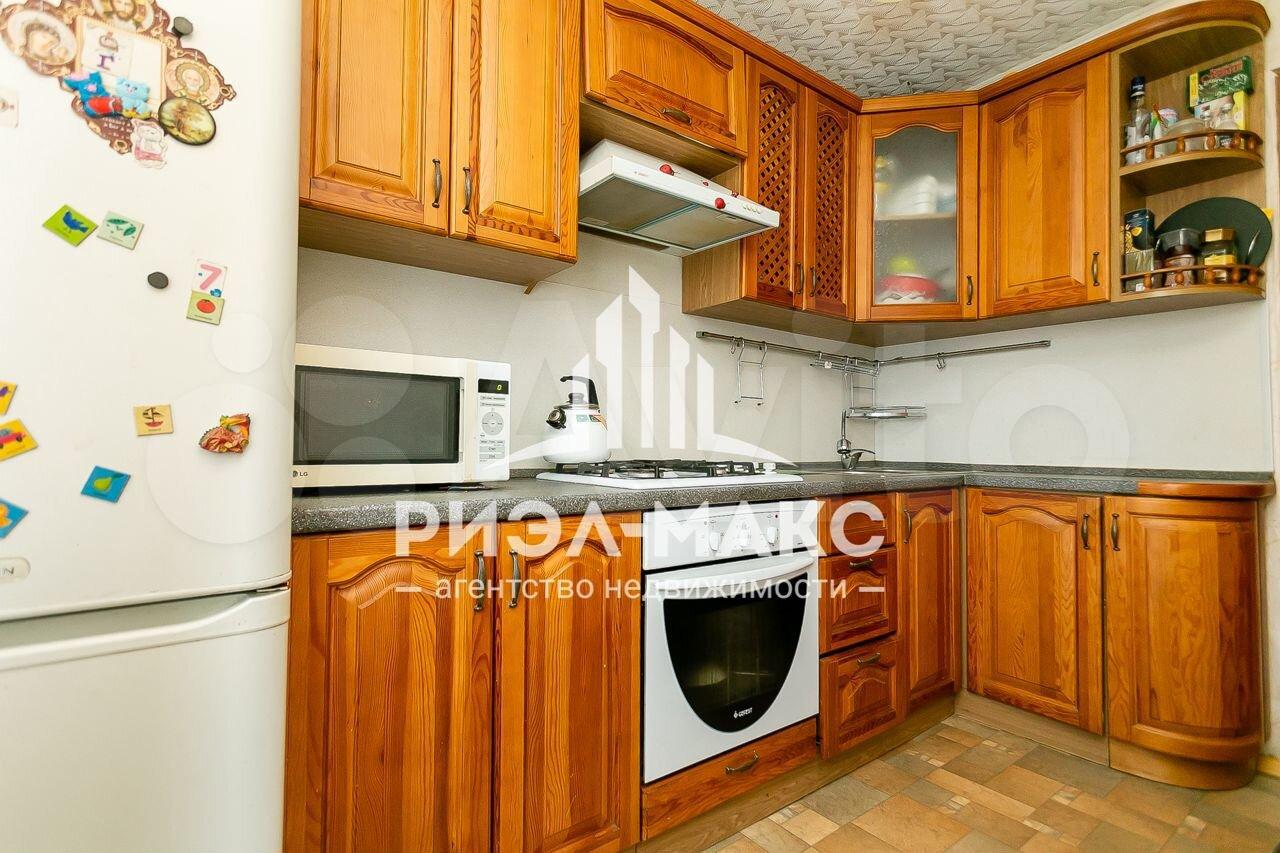 3-rums-lägenhet, 57.9 m2, 2/5 golvet.
