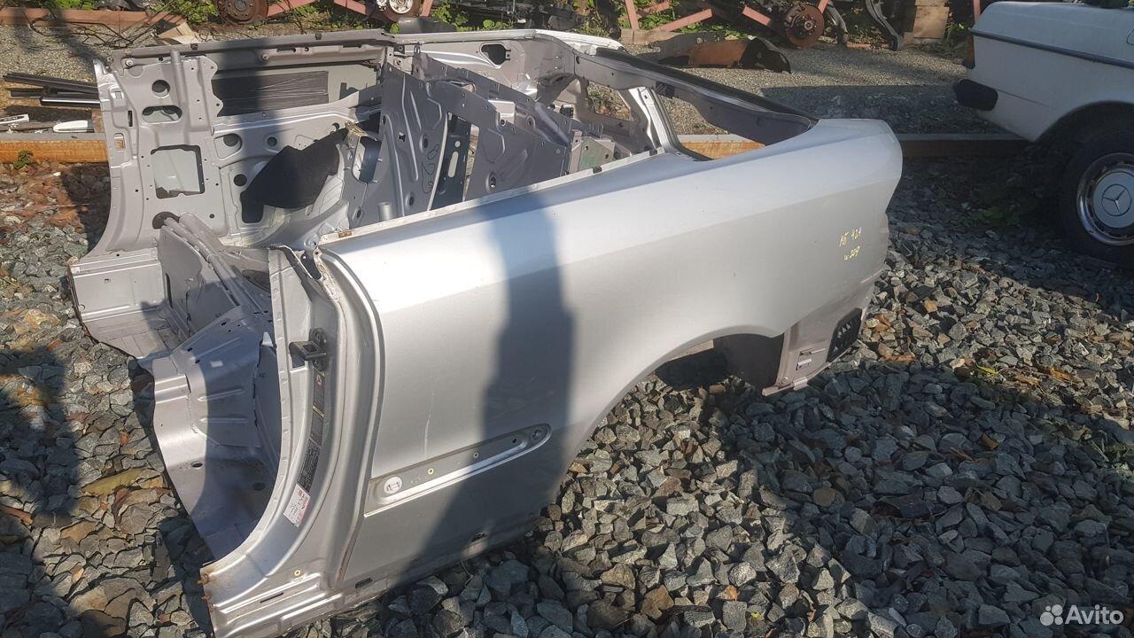 Задние крылья на Mercedes W209 CLK кабриолет  89143292009 купить 2