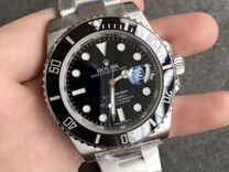 Rolex Submariner сталь 904l калибр 2824