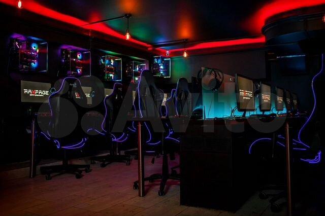 Купить компьютерный клуб в москве клуб москвы ночной лучший
