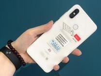 Xiaomi Mi 8 (Белый) 64Gb Гарантия год