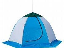 Палатка стек 2 зима