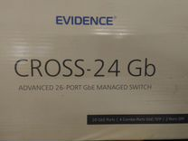 Коммутатор Evidence Cross - 24/Gb