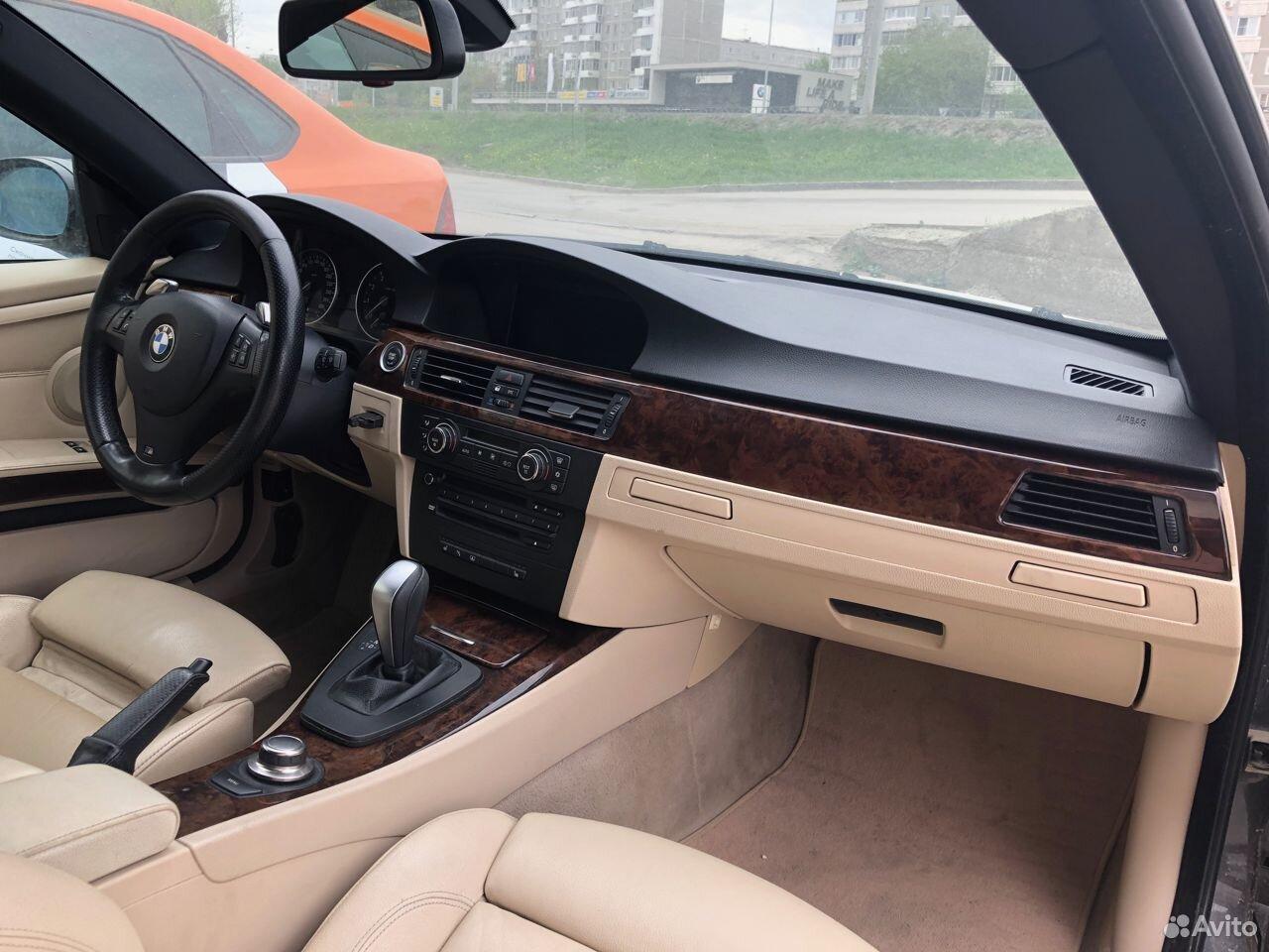 Спорт салон сиденья BMW E92 в сборе (бежевая кожа)  89638577308 купить 2