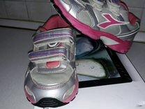 Кроссовки для девочки Diadora Италия