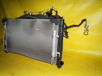 Кассета радиаторов Лансер 10 Lancer X 1.8 2.0