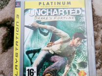 Игры на PS3 uncharted 1, 3