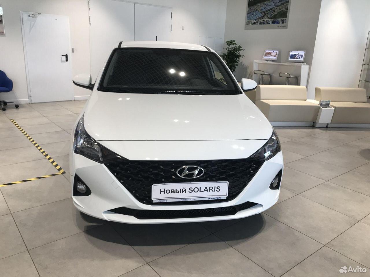 Hyundai Solaris, 2020  84732320096 купить 2